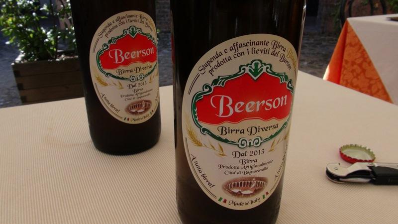 Das Beerson Bier vergärt mit den Hefen des Burson. Foto: Katrin Walter, simplywalter.biz
