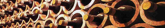 Weinkeller des Weinguts La Querce in der Toskana, Kataster mit Sangiovese Wein. (Foto: La Querce)